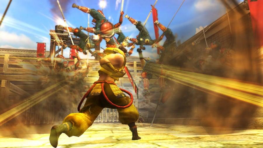 Sengoku BASARA Samurai Heroes Review - Screenshot 5 of 5