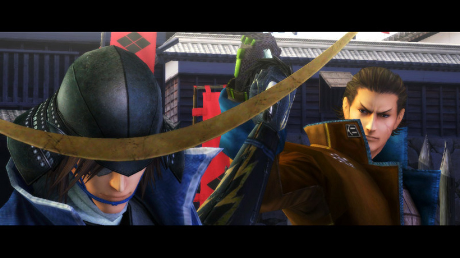 Sengoku BASARA Samurai Heroes Review - Screenshot 3 of 5