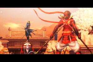 Sengoku BASARA Samurai Heroes Screenshot