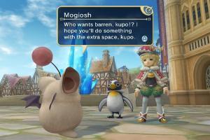 Final Fantasy Crystal Chronicles: My Life as a King Screenshot