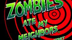 Zombies Ate My Neighbors Screenshot