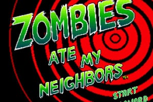 Zombies Ate My Neighbors Screenshot