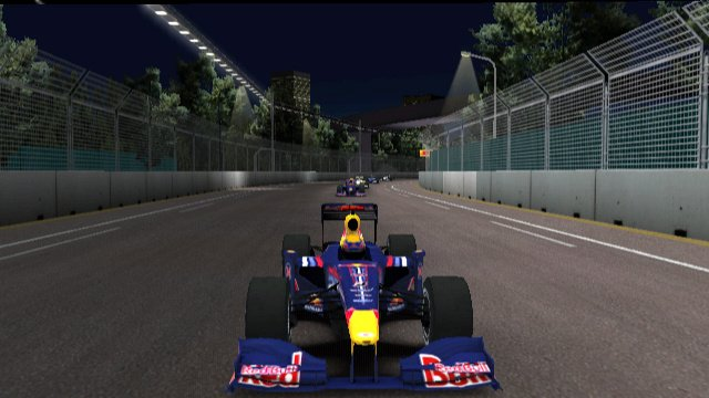 F1 2009 Screenshot