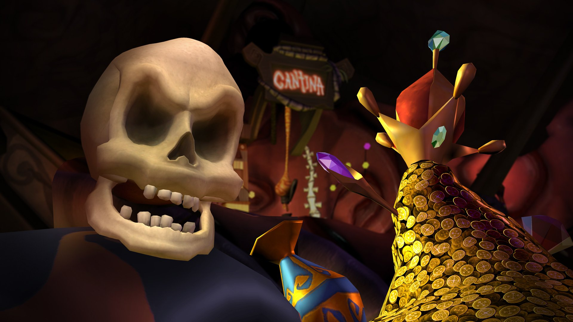 Tales of Monkey Island: Chapter 3 Screenshot