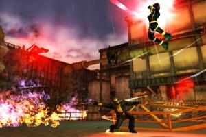 Marvel Ultimate Alliance 2 Screenshot