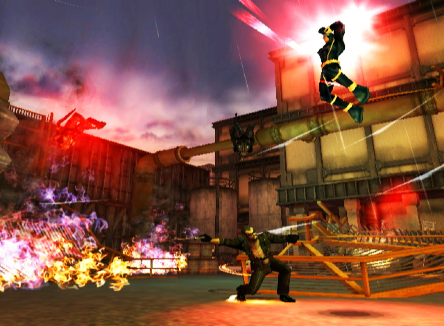 Marvel Ultimate Alliance 2 Review - Screenshot 1 of 7