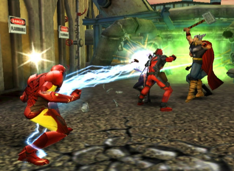 Marvel Ultimate Alliance 2 Review - Screenshot 4 of 6