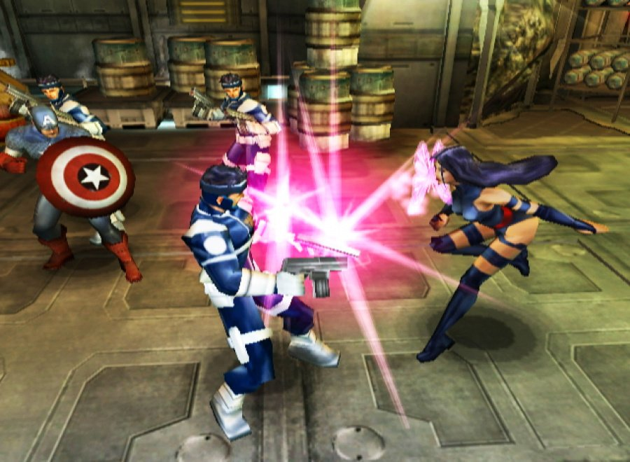 Marvel Ultimate Alliance 2 Review - Screenshot 3 of 6