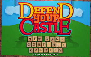 Defend Your Castle Review - Screenshot 2 of 4