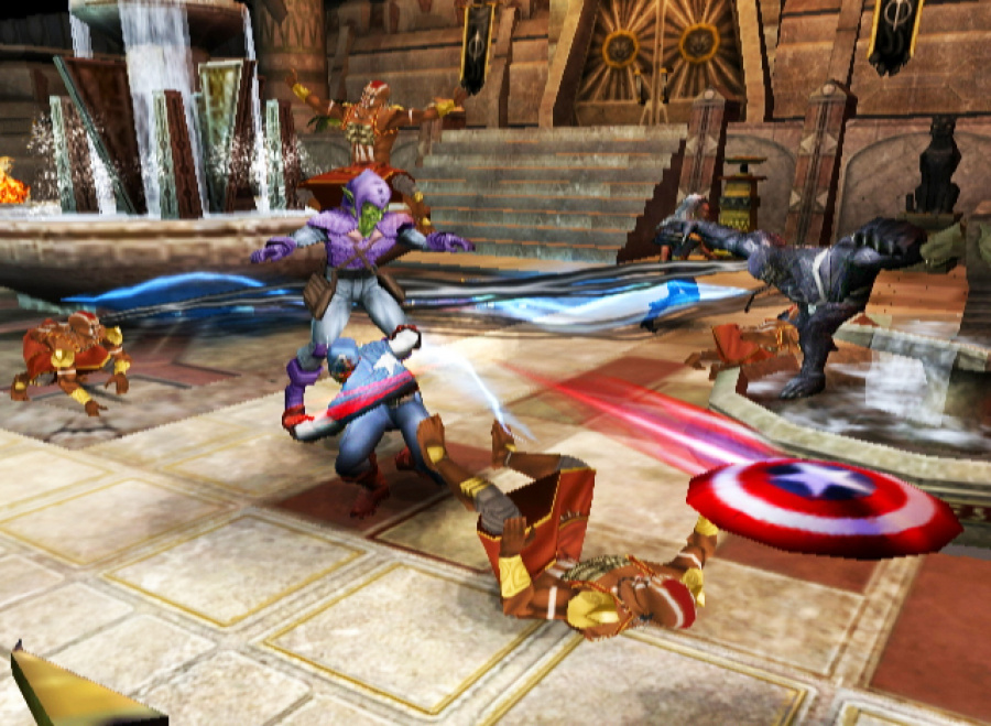 Marvel Ultimate Alliance 2 Review - Screenshot 2 of 6