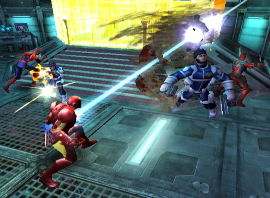 Marvel Ultimate Alliance 2 Review - Screenshot 6 of 7
