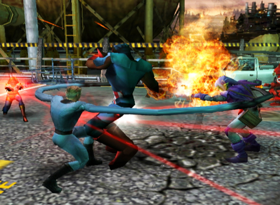 Marvel Ultimate Alliance 2 Review - Screenshot 4 of 7