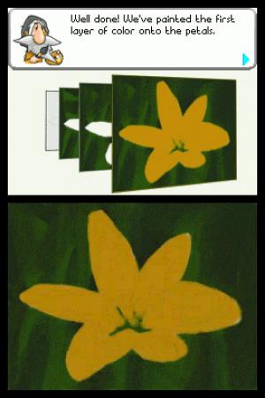 Art Academy: Second Semester Review - Screenshot 2 of 2