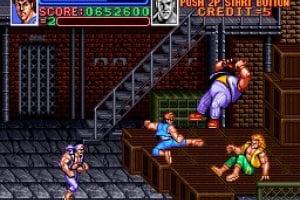Super Double Dragon Screenshot