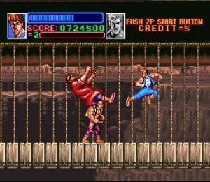 Super Double Dragon Review - Screenshot 2 of 6