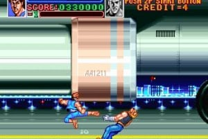 Super Double Dragon Screenshot