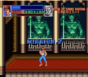 Super Double Dragon Review - Screenshot 5 of 6