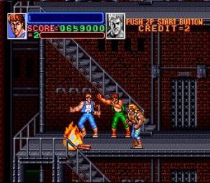 Super Double Dragon Review - Screenshot 6 of 6