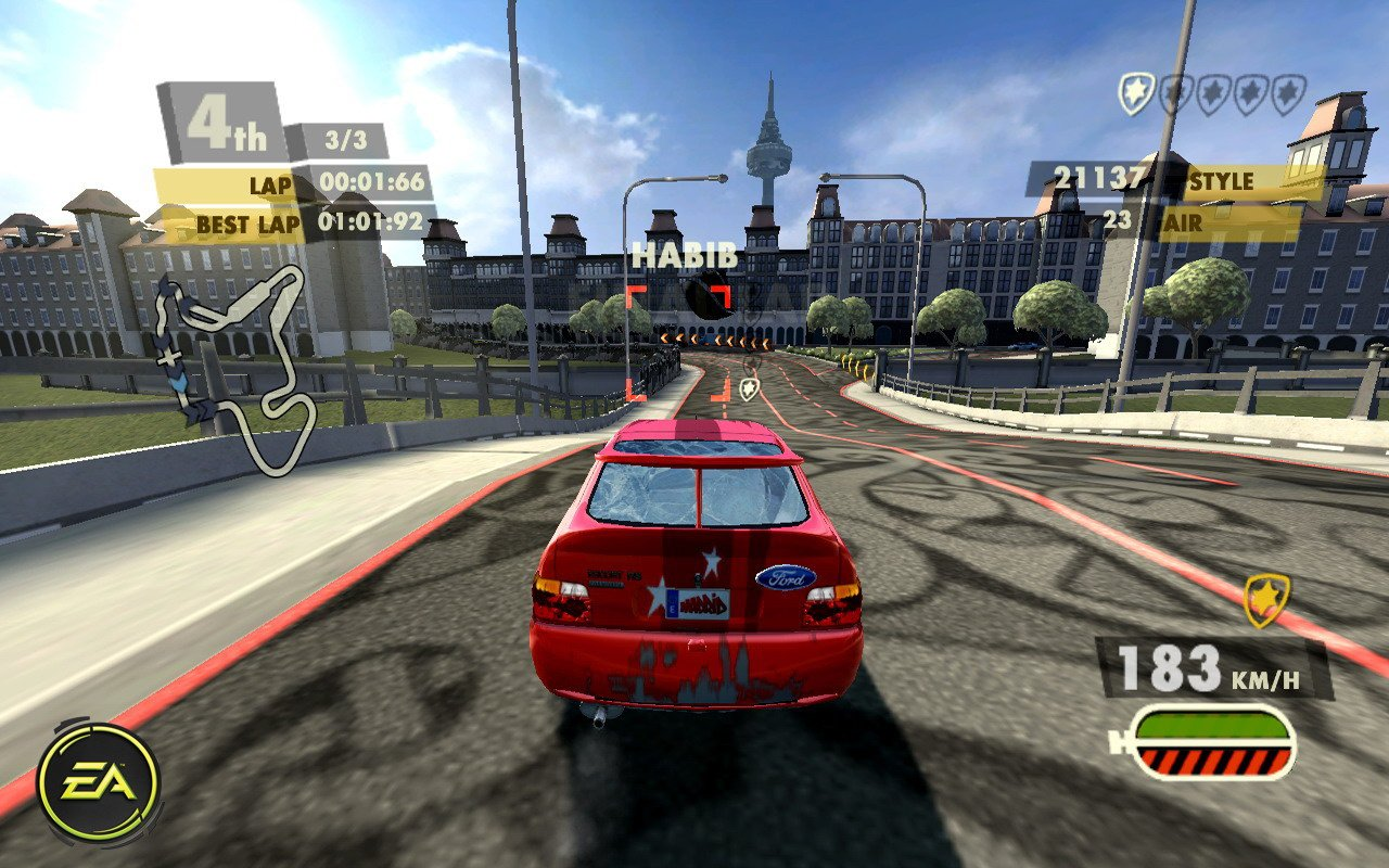 need for speed nitro wii news reviews trailer. Black Bedroom Furniture Sets. Home Design Ideas