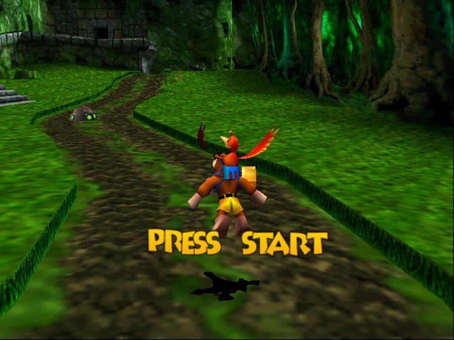 Banjo Tooie Screenshot