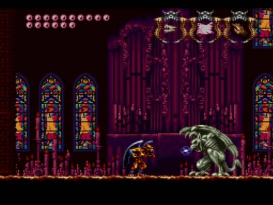 Demon's Crest Screenshot
