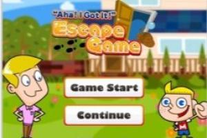 """""""Aha! I Got It!"""" Escape Game Screenshot"""