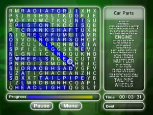 Word Searcher Review - Screenshot 1 of 3