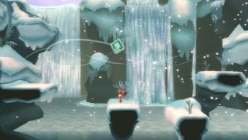 LostWinds: Winter of the Melodias Screenshot