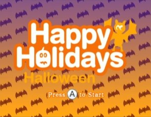 Happy Holidays: Halloween Screenshot