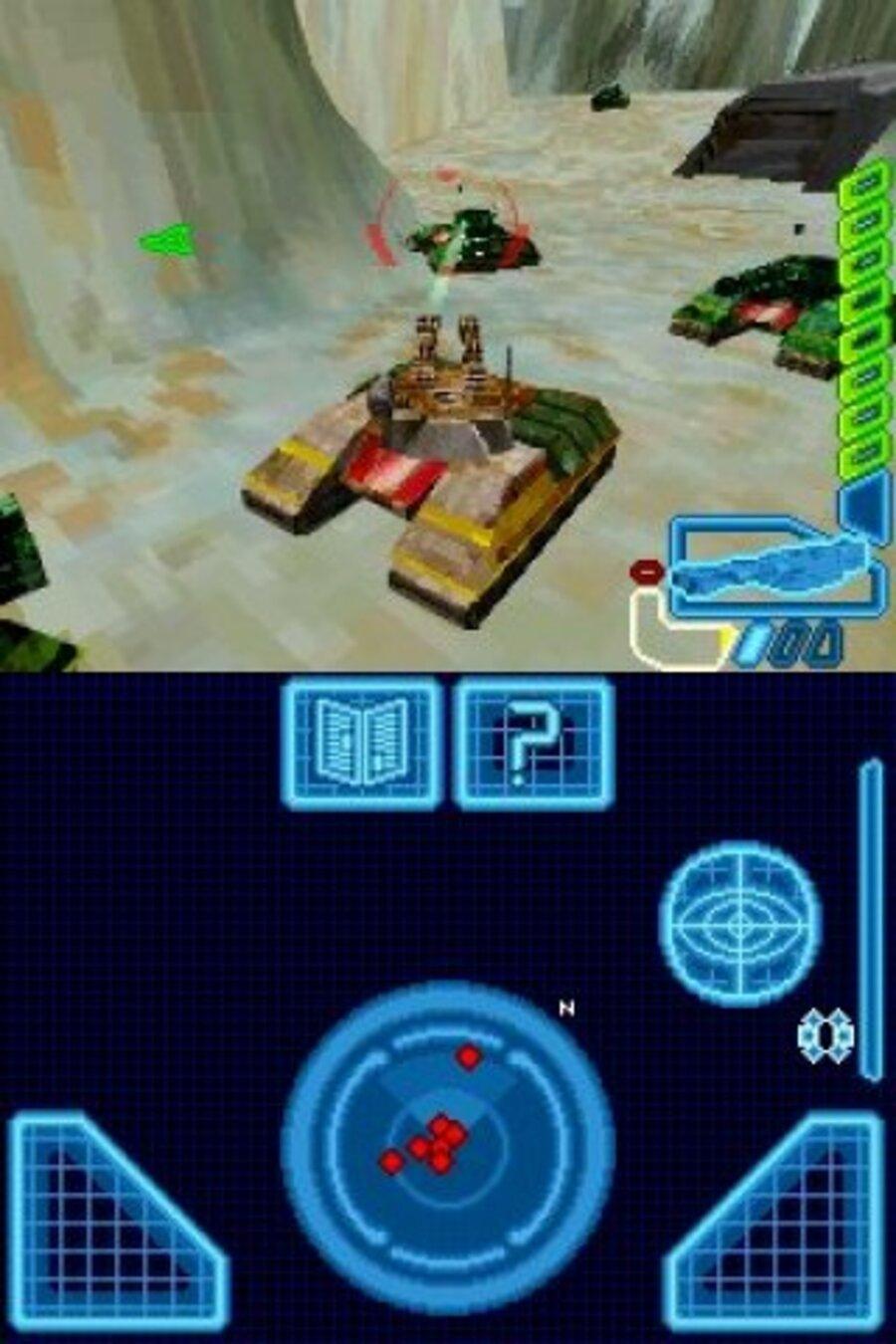 MechAssault: Phantom War Screenshot