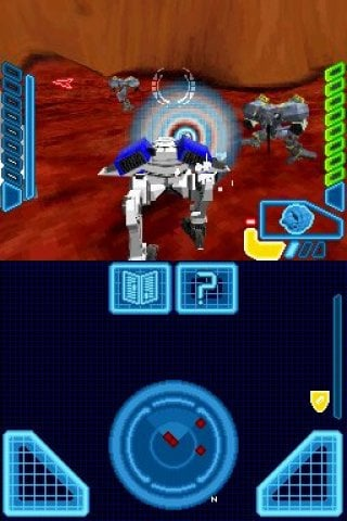 MechAssault: Phantom War Screenshot