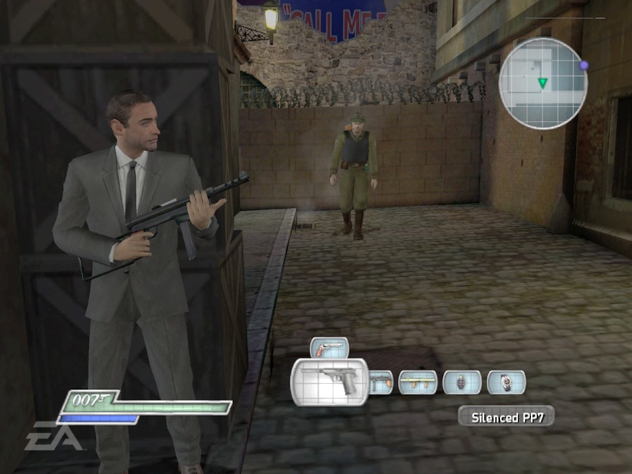 007: From Russia With Love Screenshot