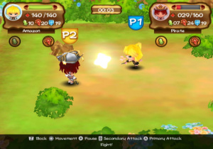 Little Tournament Over Yonder Review - Screenshot 2 of 4