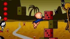 Porky Pig's Haunted Holiday Screenshot