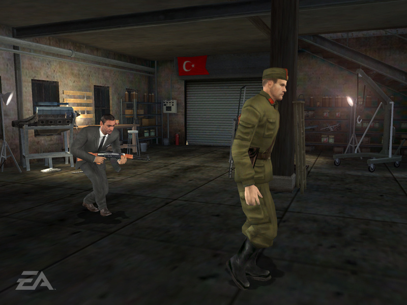 007: From Russia With Love (GCN / GameCube) News, Reviews, Trailer ...