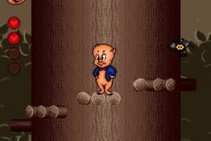 Porky Pig's Haunted Holiday Screenshot