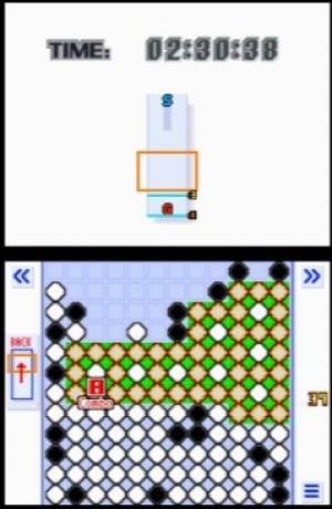 Wakugumi - Monochrome Puzzle Review - Screenshot 1 of 3