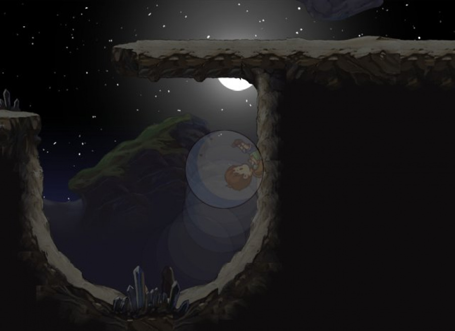 A Boy and His Blob Review - Screenshot 1 of 5