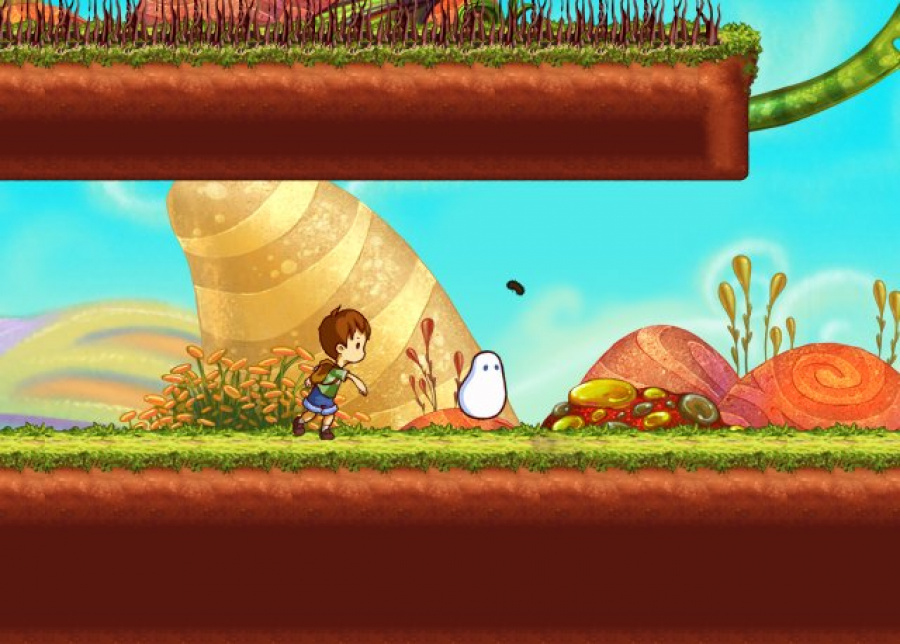 A Boy and His Blob Review - Screenshot 5 of 5