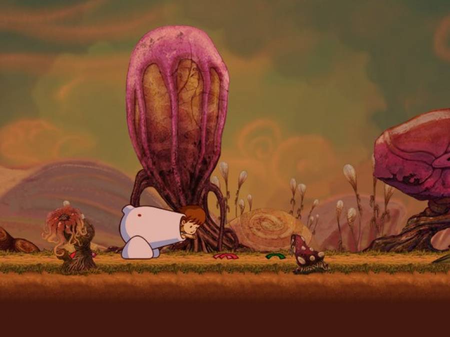A Boy and His Blob Review - Screenshot 2 of 5