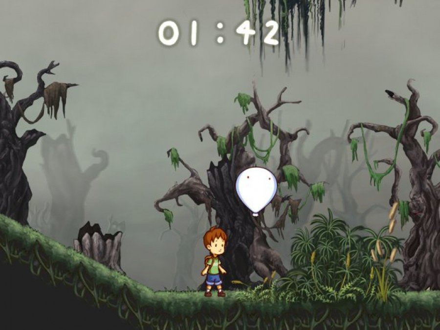 A Boy and His Blob Review - Screenshot 4 of 5