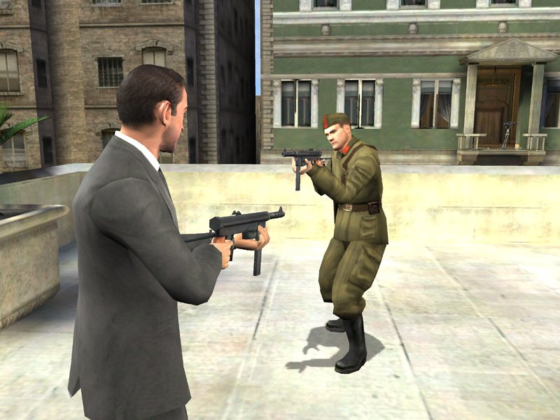 From Russia With Love PlayStation 2 Trailer - Trailer ...