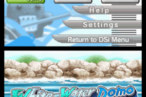 White-Water Domo Screenshot