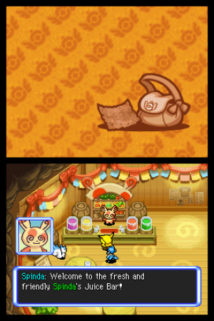Pokémon Mystery Dungeon: Explorers of Sky Review - Screenshot 2 of 3