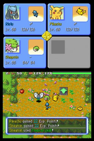 Pokémon Mystery Dungeon: Explorers of Sky Review - Screenshot 1 of 4