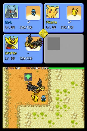 Pokémon Mystery Dungeon: Explorers of Sky Review - Screenshot 2 of 4