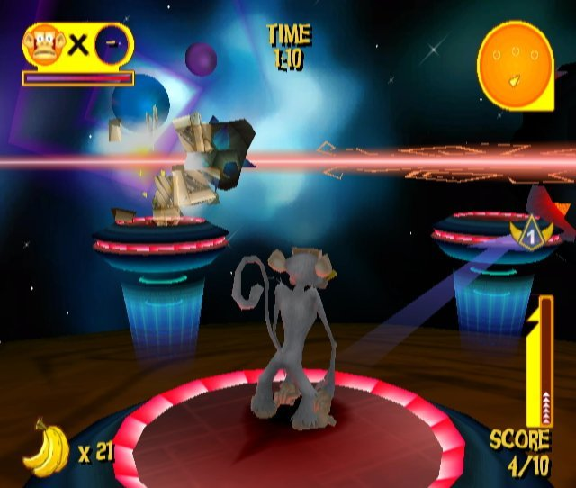 Manic Monkey Mayhem Screenshot