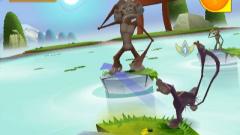 Manic Monkey Mayhem Screenshot