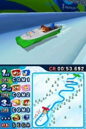 Mario & Sonic at the Olympic Winter Games Review - Screenshot 3 of 3