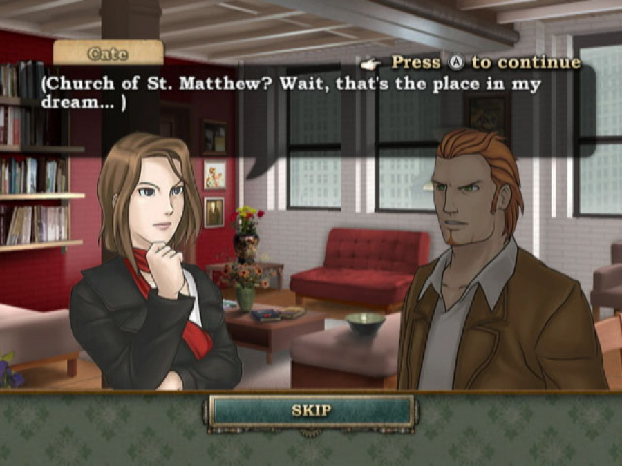 Cate West: The Vanishing Files Review - Screenshot 4 of 4